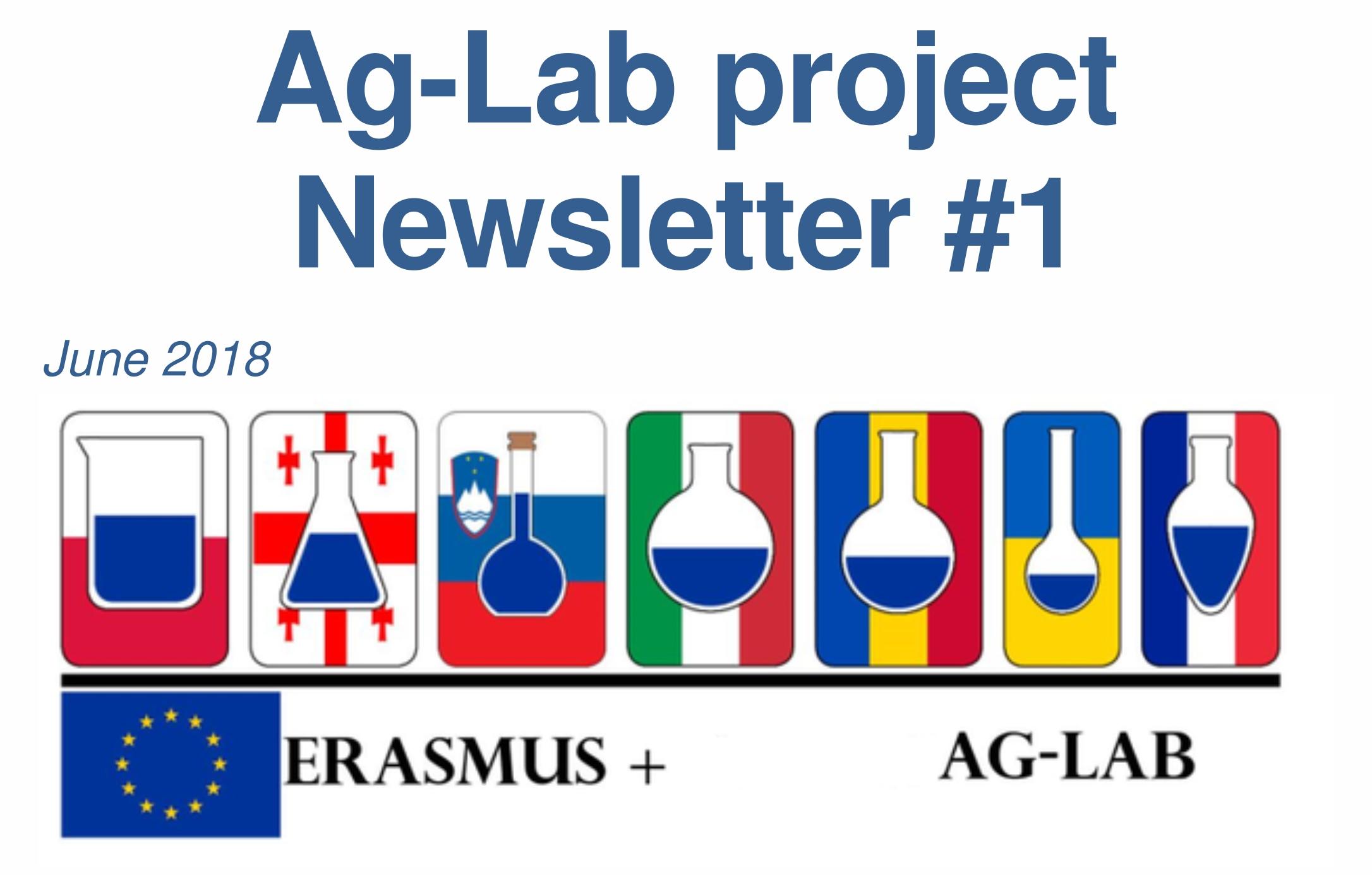 Ag-Lab Erasmus+